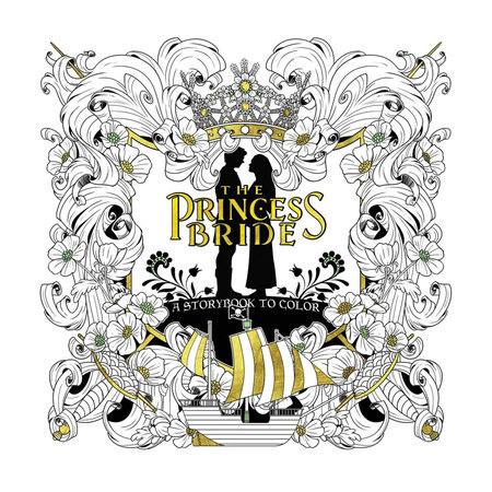 The Princess Bride: A Storybook to Color by