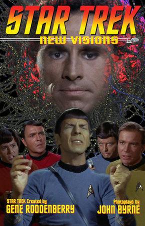 Star Trek: New Visions Volume 4 by John Byrne