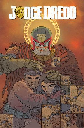 Judge Dredd: Mega-City Zero Volume 3 by Ulises Farinas and Erick Freitas