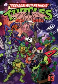 Teenage Mutant Ninja Turtles Adventures Volume 13