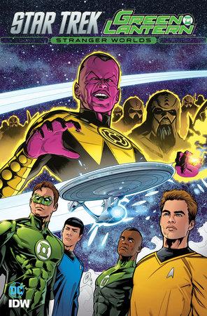 Star Trek/Green Lantern, Vol. 2: Stranger Worlds by Mike Johnson