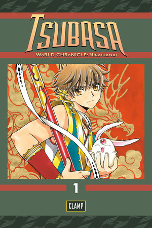 Tsubasa: WoRLD CHRoNiCLE 1 by CLAMP