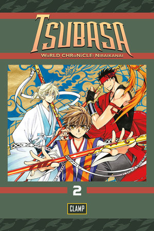 Tsubasa: WoRLD CHRoNiCLE 2 by CLAMP