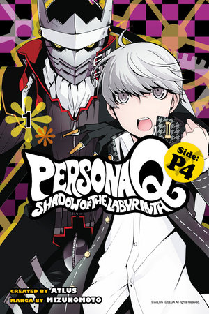 Persona Q: Shadow of the Labyrinth Side: P4 Volume 1 by Mizunomoto