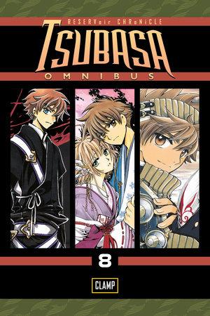 Tsubasa Omnibus 8 by CLAMP