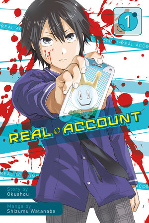 Real Account 1 by Okushou