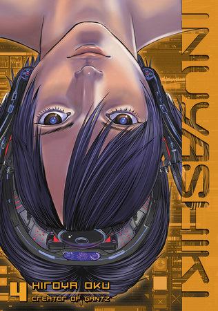 Inuyashiki 4 by Hiroya Oku