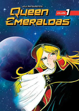 Queen Emeraldas 1 by Leiji Matsumoto