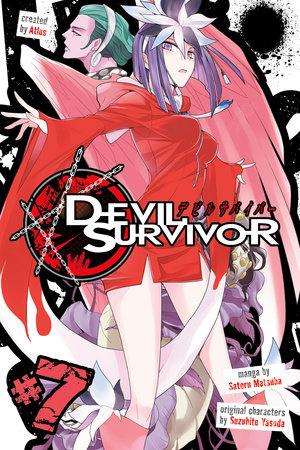 Devil Survivor 7 by Satoru Matsuba