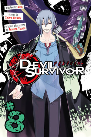 Devil Survivor 8 by Satoru Matsuba