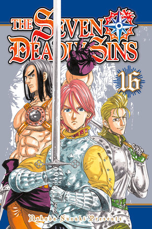The Seven Deadly Sins 16 by Nakaba Suzuki