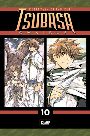Tsubasa Omnibus 10 by CLAMP