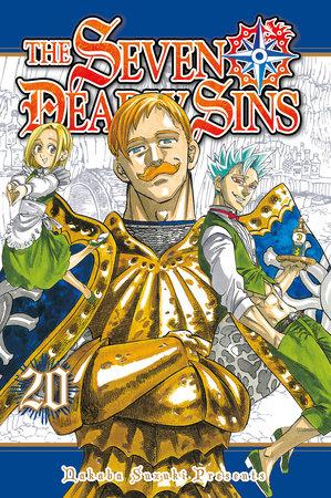 The Seven Deadly Sins 20 by Nakaba Suzuki