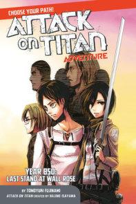 Attack on Titan Choose Your Path Adventure