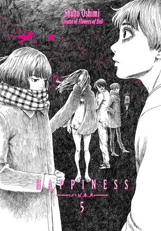 Happiness 5 by Shuzo Oshimi