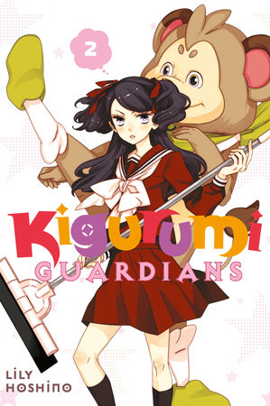 Kigurumi Guardians 2 by Lily Hoshino