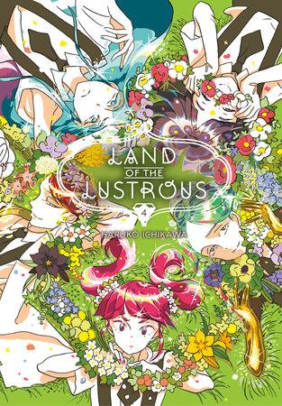 Land of the Lustrous 4 by Haruko Ichikawa
