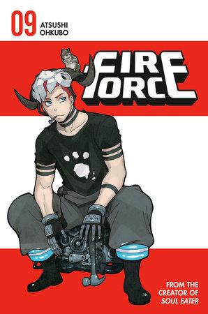 Fire Force 9 by Atsushi Ohkubo