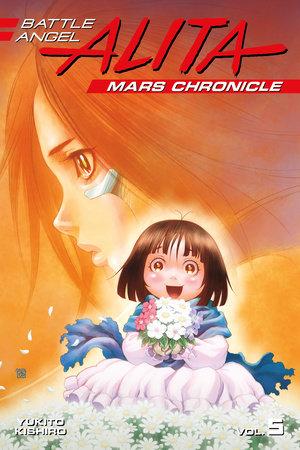 Battle Angel Alita Mars Chronicle 5