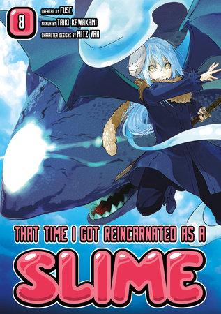 That Time I Got Reincarnated as a Slime 8 by Fuse | PenguinRandomHouse com:  Books