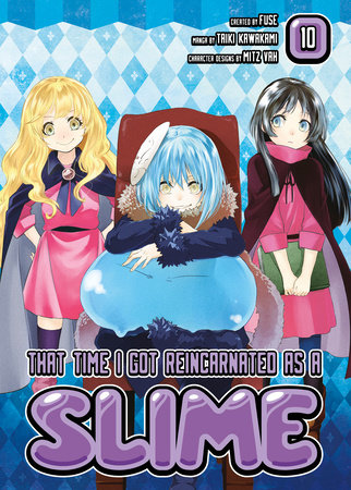 That Time I Got Reincarnated as a Slime 10 by Fuse