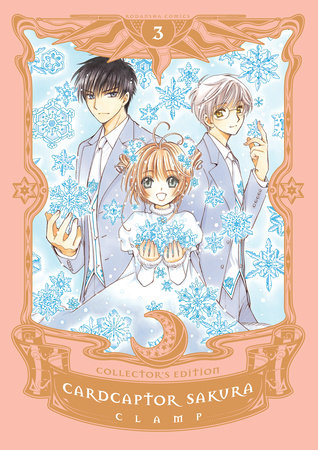 Cardcaptor Sakura Collector's Edition 3 by CLAMP