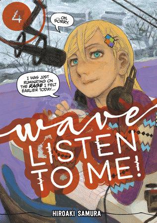 Wave, Listen to Me! 4 by Hiroaki Samura