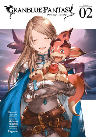Granblue Fantasy (Manga) 2 by