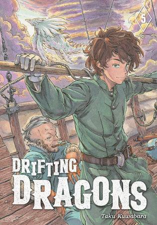 Drifting Dragons 5 by Taku Kuwabara