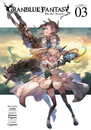 Granblue Fantasy (Manga) 3 by