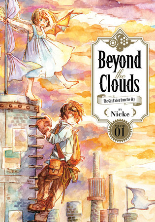 Beyond the Clouds 1 by Nicke