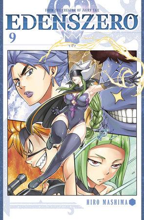 EDENS ZERO 9 by Hiro Mashima