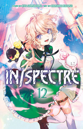 In/Spectre 12 by Chashiba Katase