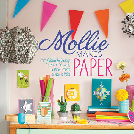 Mollie Makes Papercraft by