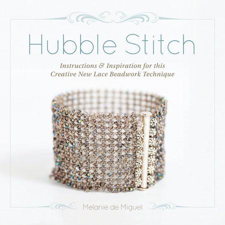 Hubble Stitch by Melanie de Miguel