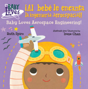 ¡Al bebé le encanta la ingeniería aeroespacial! / Baby Loves Aerospace  Engineering!
