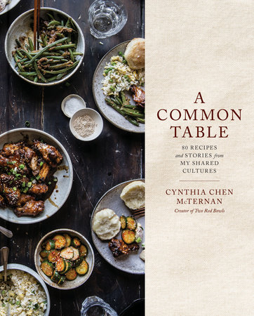 A Common Table by Cynthia Chen McTernan