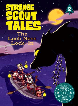 The Loch Ness Lock-In by Matthew Cody