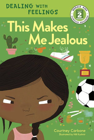 This Makes Me Jealous by Courtney Carbone
