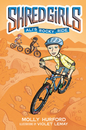 Shred Girls: Ali's Rocky Ride by Molly Hurford