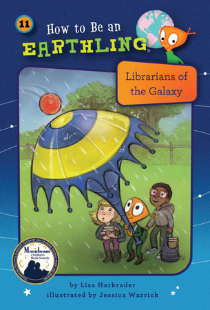 Librarians of the Galaxy (Book 11) by Lisa Harkrader