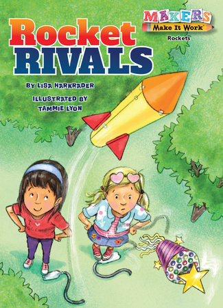 Rocket Rivals by Lisa Harkrader