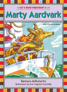 Marty Aardvark