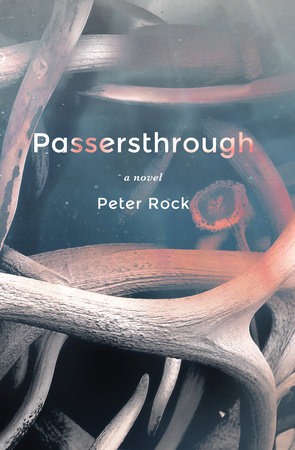 Passersthrough by Peter Rock