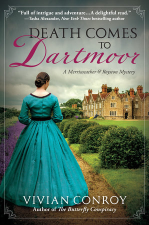 Death Comes to Dartmoor by Vivian Conroy