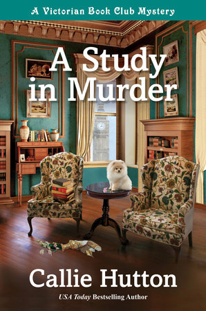 A Study in Murder by Callie Hutton