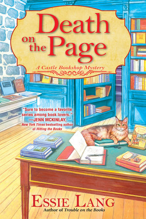 Death on the Page by Essie Lang