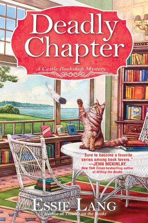 A Deadly Chapter by Essie Lang