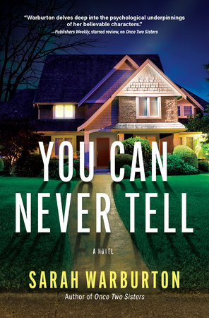 You Can Never Tell by Sarah Warburton