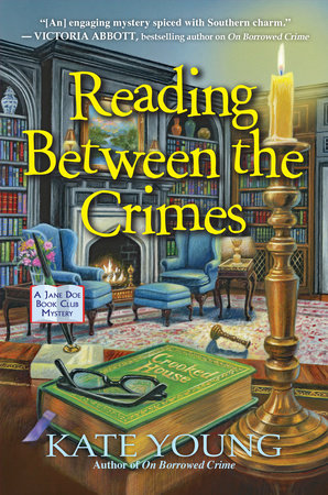 Reading Between the Crimes by Kate Young